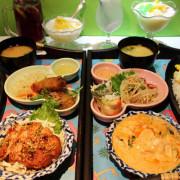 【捷運公館站美食】台北泰式料理/划算價格的精緻泰式定食自己獨享吧-Chic Thai 泰式新定食