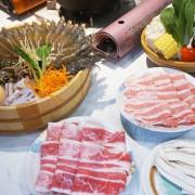 台北海鮮火鍋.現流新鮮海物與小農蔬果的邂逅──土狗樂市[海陸鍋篇]
