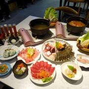 【台北海鮮火鍋】土狗樂市 togo market ~ 台北小築地,澎湃海鮮火鍋套餐,極上鱒鮭魚爆卵套餐