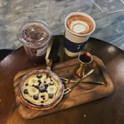 台中南區.咖啡廳 | 咖啡任務Cafe Task | 藏身在辦公大樓36樓~邊喝咖啡邊眺望城市景色!平價咖啡百元有找