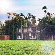 南投 日月潭 秘密花園設計villa 滿山翠意芬芳的韻律中,枕眠在大地的脈搏裡