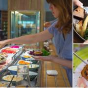 【台南美食】台南新興吃到飽特色店,還有兒童遊戲室可以放風啦:好田洋食餐廳 - 熱血玩台南。跳躍新世界