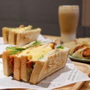 台北・小巨蛋|MorningGo Brunch・新開幕,巷弄裡的用心美味早午餐!創新口味三明治、粉漿蛋餅。早安,走吧!去吃早餐|小巨蛋周邊美食、小巨蛋美食、巷弄美食