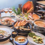[新竹東區]新竹CP值最高!生猛海鮮輪番上,超豪華海鮮無菜單料理!誠食館-創食堂 - 大手牽小手。玩樂趣