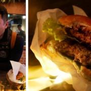 【台北大安區】每天限量150個的和牛漢堡《WAGYU BURGER》唯一100%純和牛肉只要180元