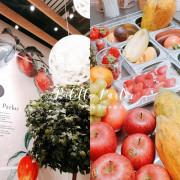 【台北微風南山美食】9 Palette Parlor九州屋,蔬果調色盤
