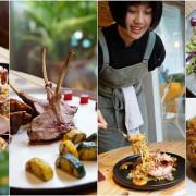 【國父紀念館】『火星小廚 Cuisine de Mars』超有態度的異國料理 令人上癮一再回訪的巷弄美食