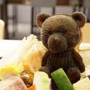 [桃園食記]超萌湯底熊讓你瞬間融化 - 藝文特區.Mr.路克品牌火鍋店(桃園中正店)