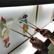 ★高雄岡山★【高雄市皮影戲館】多種互動體驗/親子同樂/免費景點。