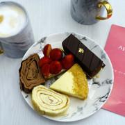 新埔甜點店-艾波索幸福甜點板橋門市,無限乳酪、巧克力金磚、貝拉公主草莓乳酪、法式生乳捲、巧克力千層捲、英式伯爵牛奶捲