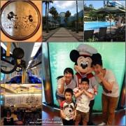 【香港親子住宿】迪士尼好萊塢酒店。融合美式電影場景,還能與米奇約會吃早餐