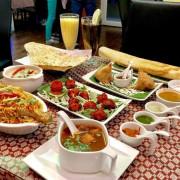 台中西區・異國料理 Sree India Palace斯里頂級印度餐廳 位在隱密巷弄的經典印度料理~踏入店裡就感受到滿滿的異國風情!