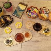 台北松山-晁鎮茶苑!! 幽靜典雅的新式茶館與來自雨林古樹茶的香氣與魅力給你耳目一新的體驗!!