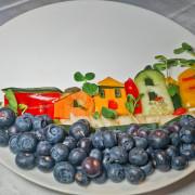 愛家愛地球,食農新文化。財團法人育秀教育基金會推動「食采菁彩,愛家派對,共享廚房」食安+健康美味的平衡新生活