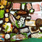 藝文特區也有新的超市鍋物啦,日本黑毛和牛.爆卵紅蟳跟澎湖產地直送的海鮮,這裡通通有!!