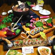 虎尾宮本屋:雲林虎尾的超人氣美味日式料理餐廳,炸蝦壽司超浮誇/日式便當平價美味又飽足|雲林.虎尾聚餐餐廳推薦/近虎尾科技大學 - 進食的巨鼠