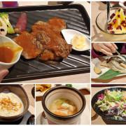 新北【陶板屋和風創作料理永和中正店】日式精緻套餐.慶生聚餐好選擇