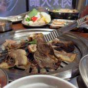 阿豬媽아줌마韓式烤肉x火鍋吃到飽 厚切豬五花牛肉鮮蝦蛤蠣吃到飽 韓式小菜水果飲料自助無限供應 正宗韓國燒肉