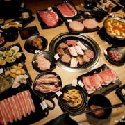 中壢美食︱千兵衛日式燒肉/鍋物吃到飽,使用平板點餐超快速,價位有$598/$798兩種
