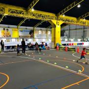 高雄健身運動-帕克運動學園室內運動場超大直排輪競技國手級教練值得帶小朋友來這裡玩上一天