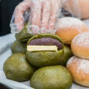抹茶紅豆圓法2.0『moon baking』大安站最夯的排隊美食