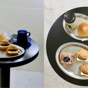 【台北|大安站】Moon baking 2.0_圓法甜而不膩的紅豆泥與滑順的鹹奶油內餡讓人難以抗拒
