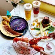 台北公館商圈巷弄這間『BFF Gossip Brunch』,主打精緻浮誇料理,上桌先拍照準沒錯!三五好友聚餐、情侶約會很適合~ - 阿華田的美食日記