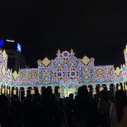 2019台北光之饗宴「Luminarie」光雕展  最新IG打卡拍照熱點