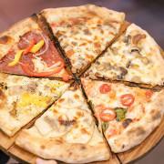 【台北美食】比薩幫|現烤披薩|Pizza guild|台大美食|公館美食|
