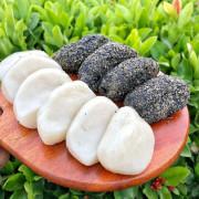 台南小吃【王樓粿品】崇義黃昏市場內的古早味 賣著麻糬/紅龜粿/菜燕/雙糕潤等等傳統點心 | 小白只饗ㄔ美食