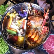 【前鎮水產-海霸王】台北最大海鮮火鍋超市在西門町_龍蝦、壽司、生魚片任你挑_滷肉飯泡麵無限吃到飽
