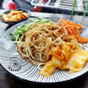 【花蓮】森室 清燉豬腳麵線 涼麵 日式小攤車 下美崙美食推薦