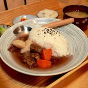 吃。台南 中西區   。專賣日式相關料理,知名的小西門時光驛棧,更改店名與地址重現「明食堂 Akira Shokudo」。