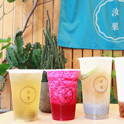 台北中山區飲料|汝菓|天然菓感|手作原茶|鮮乳坊鮮乳|信義脆梅|手洗愛玉