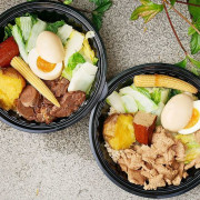 ikiwi趣味究食 - 桃園低熱量水煮餐盒  誰說美食一定要油膩膩  輕盈的水煮餐盒也能多變化又美味  品嘗食物原味最健康