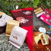 【蛋糕甜點】台灣人情味的伴手禮 鳳梨酥禮盒 Jigos 吉菓子 無添加