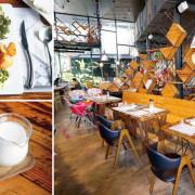 【台南餐廳】7127 複合式餐廳| 360度無死角網美空間|高規格義大利麵|無嫩精添加豪華牛排|