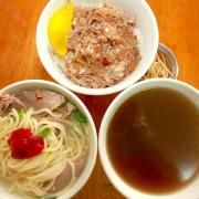 吃。台南 東區  隱藏在巷弄裡美食,整體口感不是很滿意,但定價很合理「後甲鴨肉飯」。