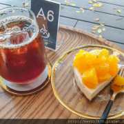 台中<NMU 幸卉文學咖啡>午茶時光來杯手沖單品咖啡,美味可口誘人甜點,輕鬆愜意好心情