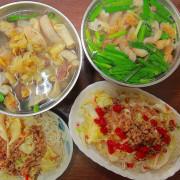 吃。台南|東區。充滿復古料理台,食尚玩家採訪過,CP值爆表「蔡豬血湯」。
