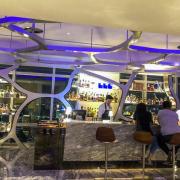 【2019高雄酒吧地圖】晶英行館雲垂酒吧 高空會員制酒吧