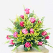 新竹竹北|苙森林 手作體驗花藝的美好