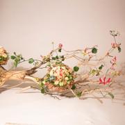 苙森林花藝設計作品榮登台灣花藝雜誌
