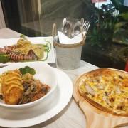 [嘉義食記]伊尼絲創意風味餐館│木景小屋異國饌,西區巷弄美食心動發現