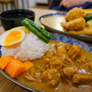 板橋美食推薦|一京咖哩,直球決勝的咖哩飯專賣店|安哥的逃亡計畫