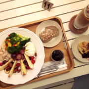 【新北市新店區 / 咖啡廳 / 捷運大坪林】新店大坪林 高CP值咖啡廳 M.E. ll 一個人也可以悠閒度過一下午