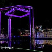 台南限定.小型燈會在台南議會.展覽期間3/15~4/7止.來台南別錯過!!