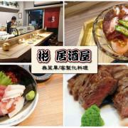 【台南居酒屋】彬居酒屋 |中西區日本料理|台南日本料理無菜單首選 |創新料理自製醬料餐點|嚴選食材的堅持