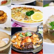 【台南聚餐推薦】赤崁璽樓 中西合併創意蔬食料理 尾牙春酒讓長輩滿意歡喜的聚餐好所在