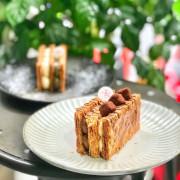 酥脆的純手工千層酥~   融化人心的千層酥 ● 午冬甜點   台北中正美食